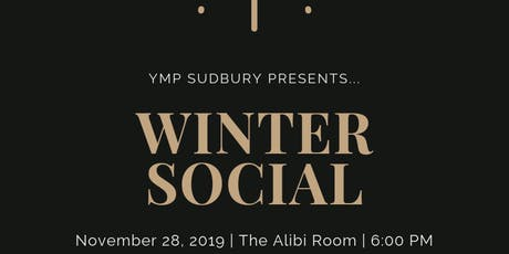YMP Sudbury: Winter Social tickets