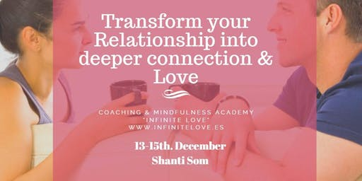 Relationship Coaching Weekend Retreat