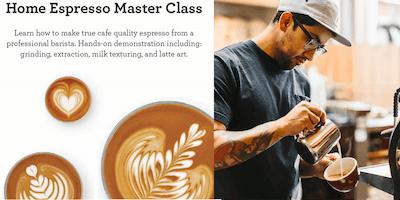 Home Espresso Master Class