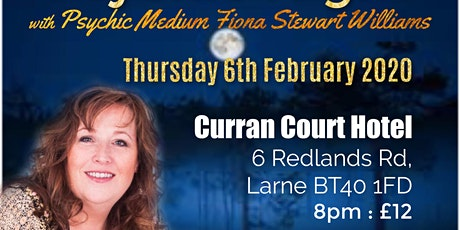 Psychic Night in Larne tickets