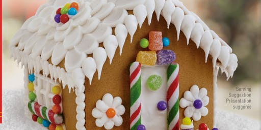 Gingerbread House Decorating - Adult/Child