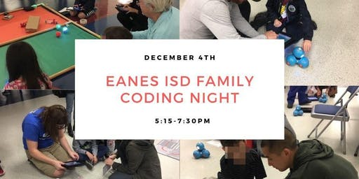 EISD Family Coding Sessions