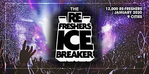 Re-Freshers Icebreaker Plymouth