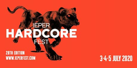Ieper Hardcore Fest 2020 tickets