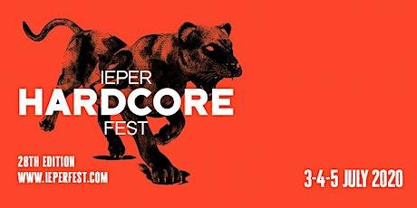 Ieper Hardcore Fest 2020 tickets