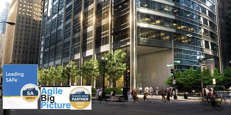 CHICAGO - Leading SAFe® with SA Certification tickets