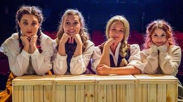 """""""Little Women The Broadway Musical"""""""