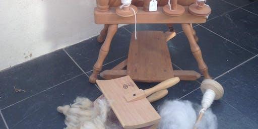 Fleece to Fibre wool workshop