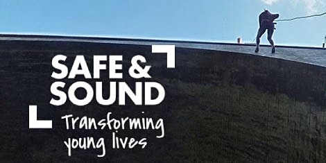 Safe and Sound 'Leap of Faith' Charity Abseil