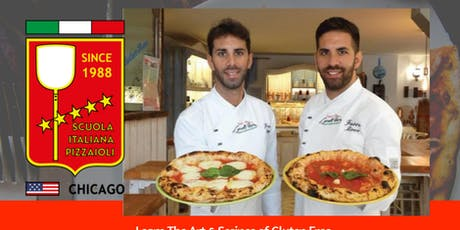 Gluten Free Bread & Pizza tickets