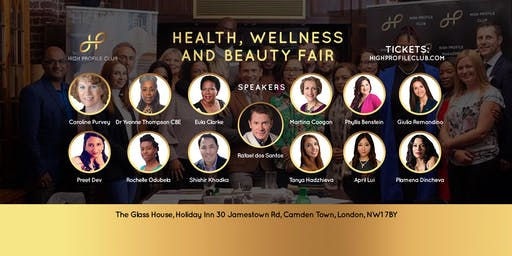 Health, Wellness and Beauty Fair 2019 - Free Entry