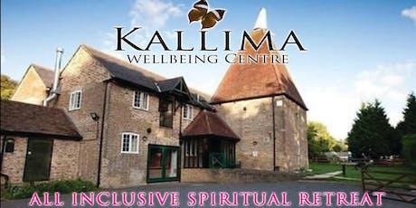 Spiritual Residential Retreat - Mediumship & Mindfullness tickets