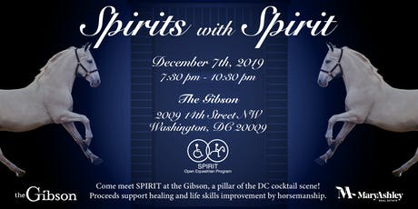 Spirits with SPIRIT at the Gibson tickets