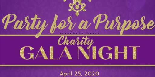 Party for a Purpose  Gala