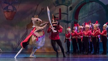 "Gwinnett Ballet Theatre's ""The Nutcracker"""