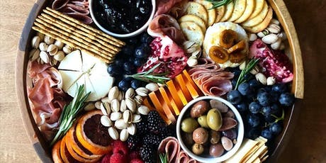 Holiday Charcuterie + Wine tickets