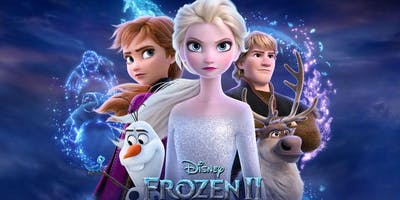 Frozen II Customer Appreciation event
