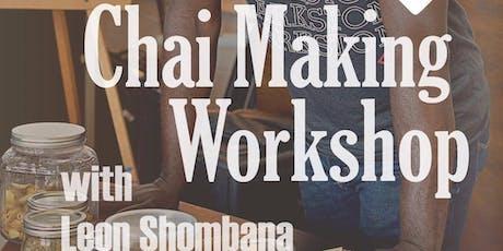 Chai Workshop w/ Leon tickets