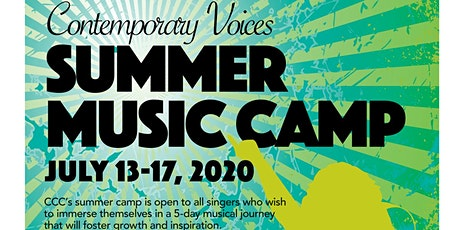 Contemporary Voices Summer Music Camp  tickets
