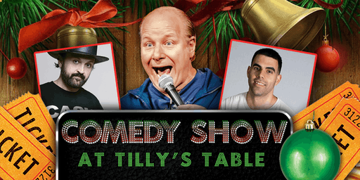 Comedy Night with Headliner Mike Marino at Tilly's Table