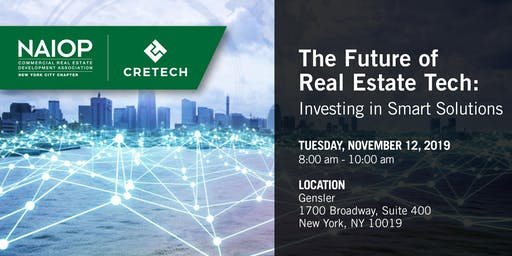 The Future of Real Estate Tech: Investing in Smart Solutions