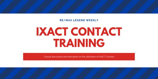 IXACT Contact Training