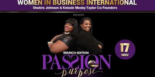 Passion, Purpose & Pumps Brunch Edition