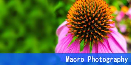 Macro Photography tickets