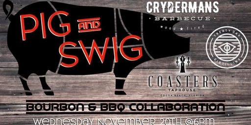 Pig & Swig: Bourbon & BBQ Event