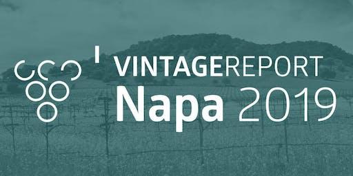 2019 Napa Vintage Report