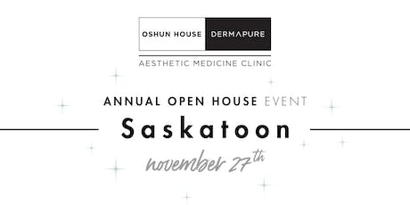 Annual Open House - Oshun House Dermapure tickets