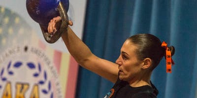 Kettle Bell Clinic With Jen Leaman