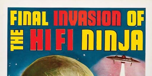 the final concert of the Hi Fi Ninja