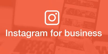 Beginners Instagram for Business tickets