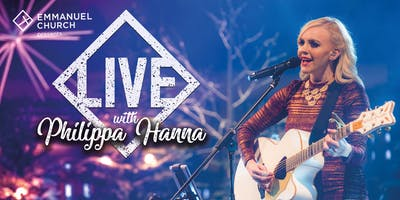 LIVE with Philippa Hanna