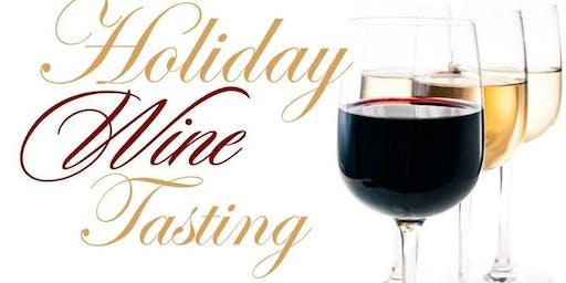 Holiday Wine & Beer Tasting