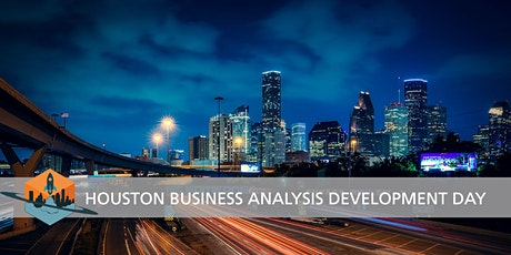 Space City Business Analysis Development Day 2020 tickets