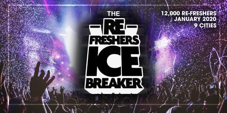 Re-Freshers Icebreaker Bournemouth tickets