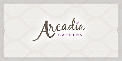 Arcadia Gardens Ground Breaking Ceremony