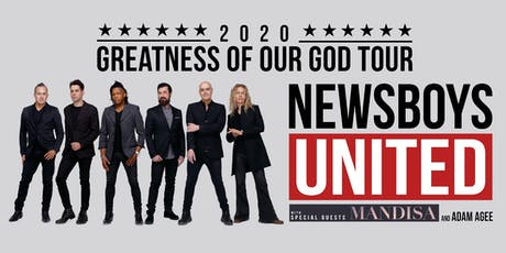 NEWSBOYS UNITED:  Greatness Of Our God Tour tickets