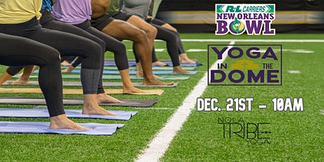 Yoga In the Dome tickets