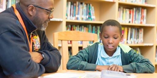Volunteer reading partners needed now!