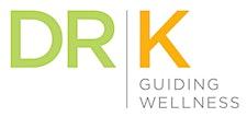 Dr. K Guiding Wellness logo
