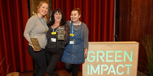 UH Bristol Green Impact Award Ceremony