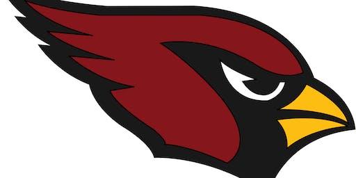 AZ Cardinals Charity Youth Football Camp for LLS