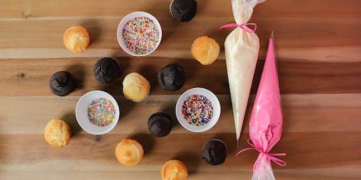 Cupcake Sundae Bar!