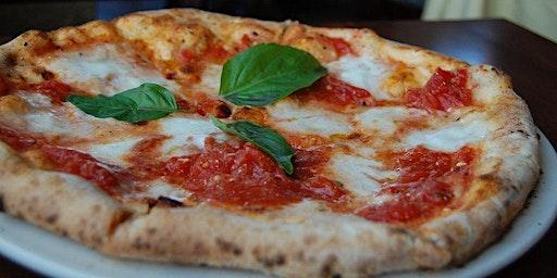 Homemade Pizza Class at Cucinato Studio
