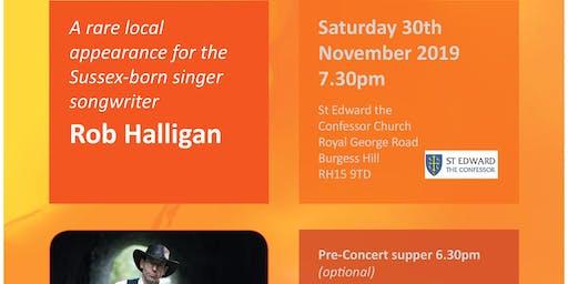 Rob Halligan Live!