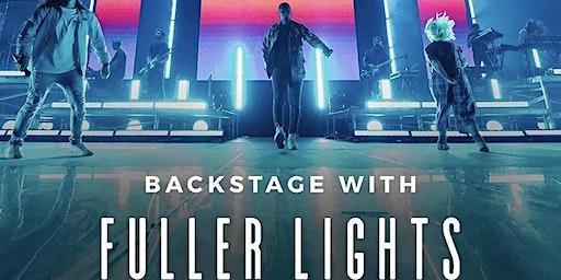 Backstage with Fuller Lights, Nashville