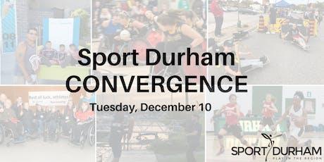 2019 Sport Durham Convergence tickets